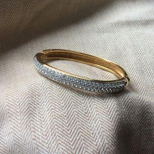Swarovski Clamper Bracelet
